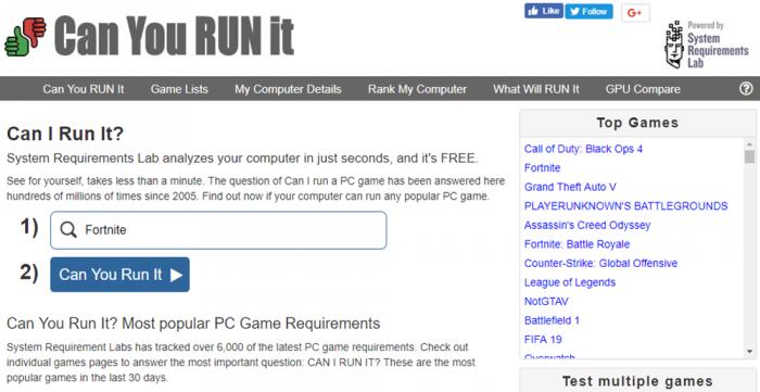 can you run it / Reprodução