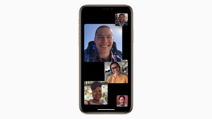 iOS 12.1 terá chamadas em grupo no FaceTime