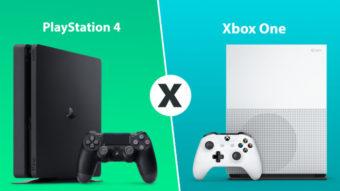 PS4 ou Xbox One: veja as diferenças entre os dois consoles