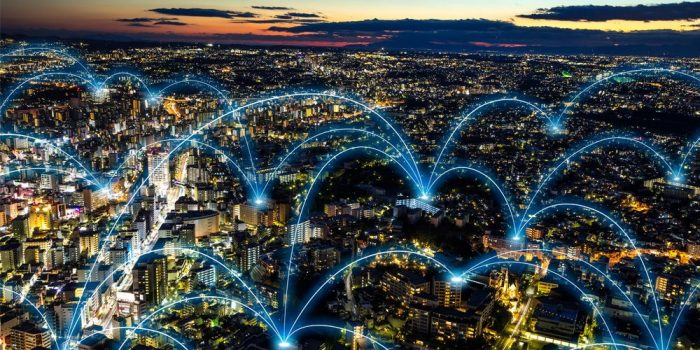 Connected City / Internet das Coisas / Internet of Things / IoT