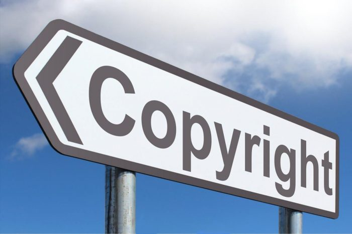 Copyright / digital rights / DRM