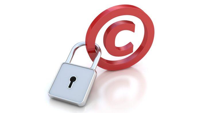 Copyright / lock / DRM