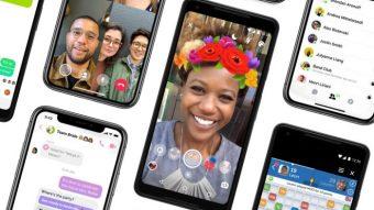 Facebook Messenger ganha visual mais simples com foco nas conversas