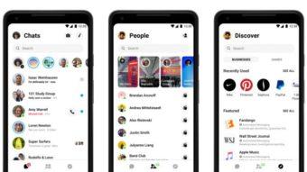 Facebook Messenger terá limite de 10 minutos para apagar mensagens enviadas
