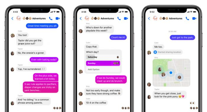 Conversar no Facebook Messenger 4