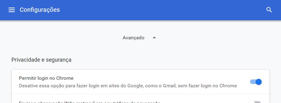 Google Chrome 70 finalmente le permite desactivar el inicio de sesión automático del navegador 2