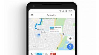 Google Maps mostra em tempo real onde está seu ônibus em São Paulo e no Rio