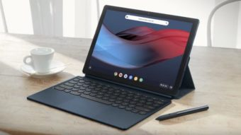 Google Pixel Slate é um tablet com Chrome OS que roda apps de Android e Linux