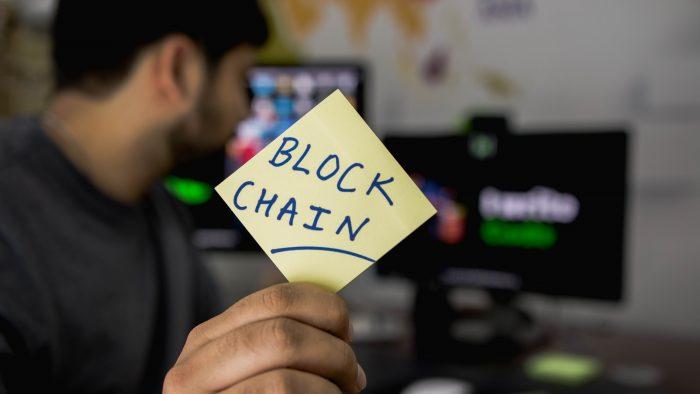 Blockchain / Bitcoin / Hitesh Choudhary / Unsplash