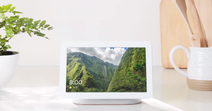Google Home Hub (Nest Hub)