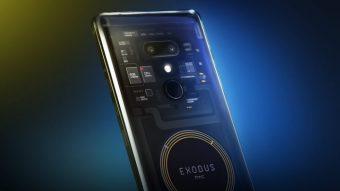 HTC lança Exodus 1, seu primeiro celular para blockchain e criptomoedas