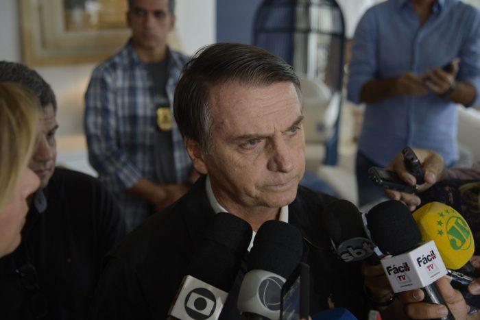 Jair Bolsonaro, candidato a presidência pelo PSL (Foto: Tânia Rêgo/Agência Brasil)
