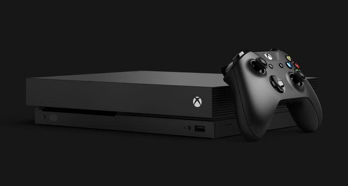 Microsoft / Xbox One X / diferença entre ps4 e ps4 pro