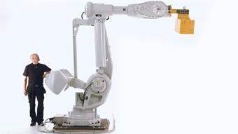 Fábrica onde robôs fazem robôs será construída na China