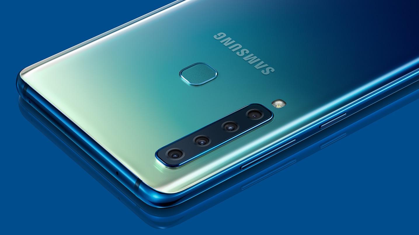 Samsung Galaxy A9 é primeiro celular com quatro câmeras na ...