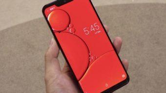 Mais concorrência: Sharp enfim vai fabricar telas OLED para smartphones