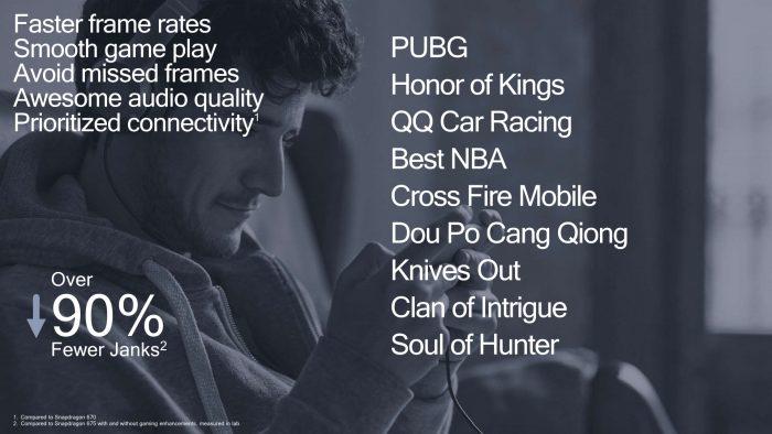 PUBG e Honor of Kings estão entre os jogos otimizados no Snapdragon 675