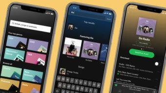 Spotify lança podcasts em vídeo