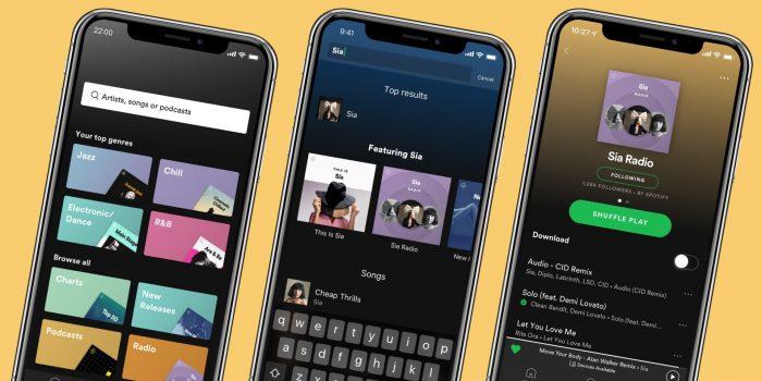 Novo Spotify Premium