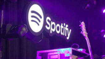 Spotify oferece letras de música sincronizadas para mais usuários