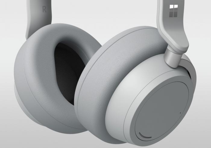 Surface Headphone es el auricular con cancelación de ruido de Microsoft 1
