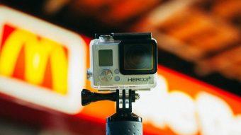 Como atualizar o software da câmera GoPro [App GoPro]