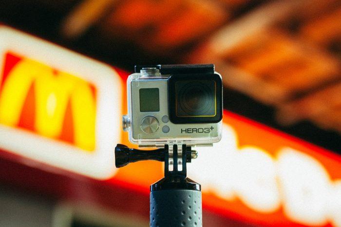 GoPro Hero 3+ / Talles Alves / Unsplash