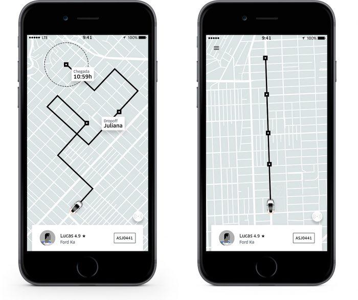 Uber Juntos / como funciona o uber juntos
