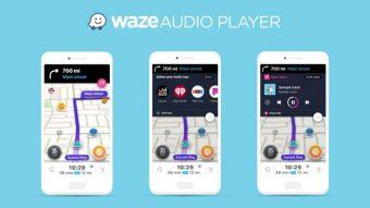 Waze ganha player de música embutido para Spotify e Deezer