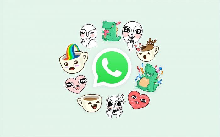 WhatsApp - stickers