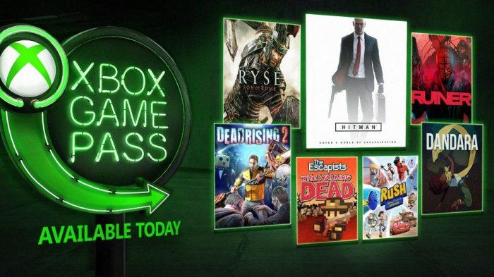 Xbox Game Pass / Xbox One / PS4 ou Xbox One
