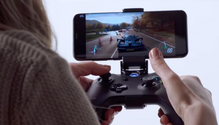 Microsoft demonstra streaming de jogos no Android e leva