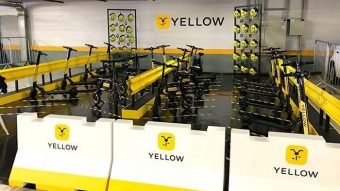 Yellow já disponibiliza patinetes elétricos em São Paulo