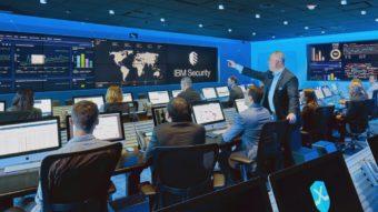 Visitamos a sala de guerra da IBM que simula as consequências de um vazamento de dados