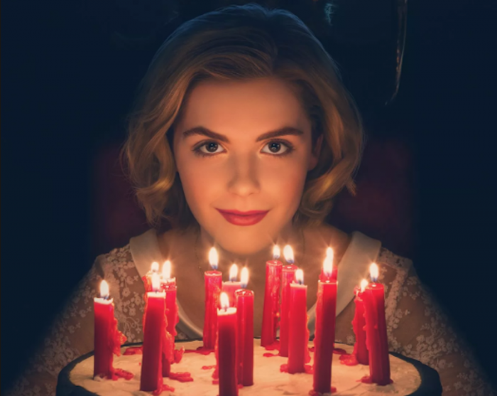 O mundo sombrio de Sabrina - Netflix