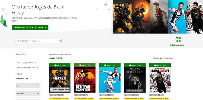 Xbox-BF / reprodução