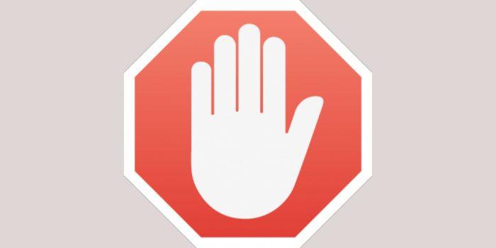 Stop! Como desativar o AdBlock / Pixabay