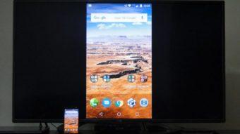 5 formas de conectar o celular na TV