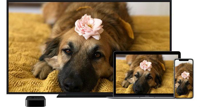 Apple TV / espelhamento / como conectar o celular na tv