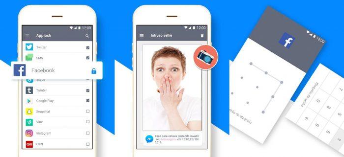 Bloqueio Applock / Android / colocar senha em aplicativos