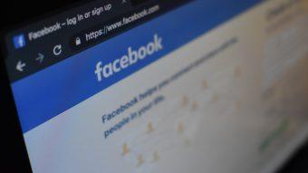 Como marcar alguém no Facebook