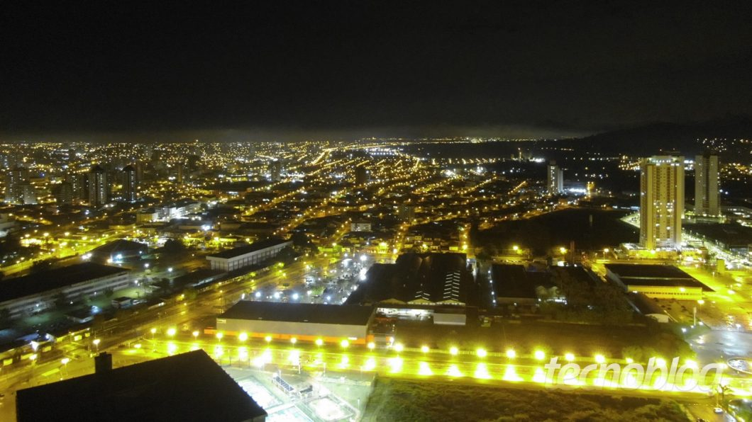 dji mavic 2 zoom foto noite