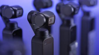 Osmo Pocket é lançado pela DJI como câmera de ação com estabilizador ativo