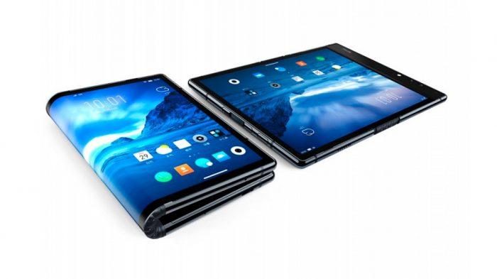 FlexPai, o celular dobrável da Royole