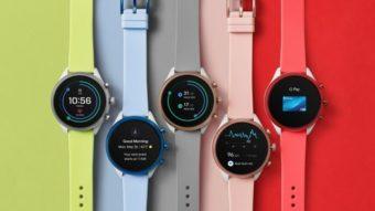 Google compra tecnologia de smartwatches da Fossil por US$ 40 milhões