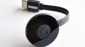 Google Meet ganha suporte ao Chromecast, para reuniões na tela da TV
