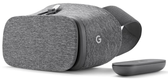Google Daydream View / óculos de realidade virtual para celular