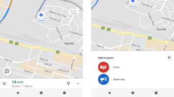 Google Maps testa recurso para informar sobre acidentes e radares