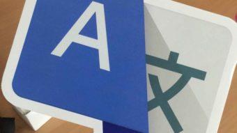Google Tradutor fará transcrições em tempo real para outros idiomas