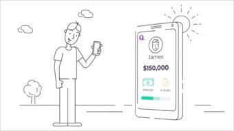 O que é a Initiative Q e por que ela é comparada ao Bitcoin